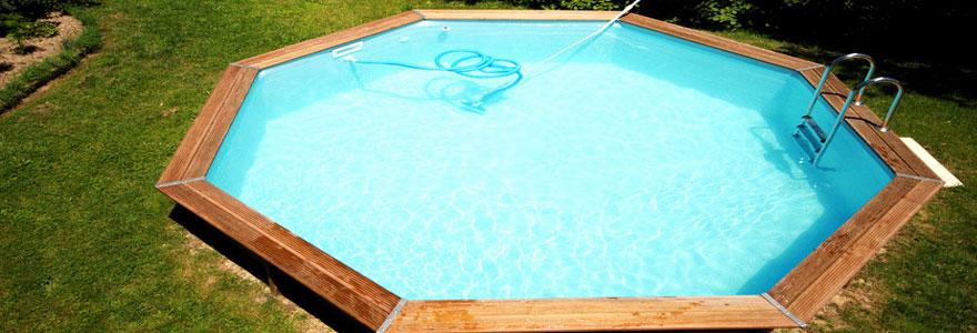 Les avantages d'opter pour une piscine en kit semi enterrée