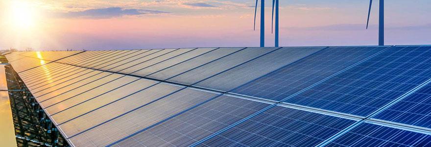 Panneaux solaires en kit