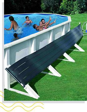 capteurs d'energie solaire